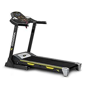 Diadora Fitness Tapis roulant Radio 45 Pro