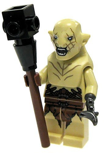 LEGO Lord of the Rings - The Hobbit Theme - AZOG Minifigure (2013) from the 79014 set by LEGO