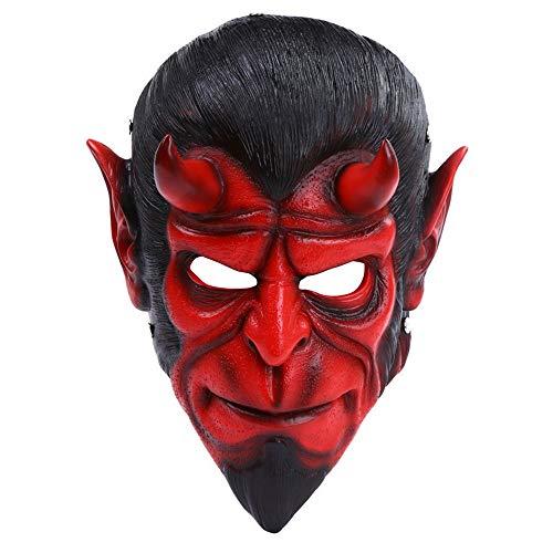 NUOKAI Horror Mask_Halloween Anime Film Demon Horror Maske
