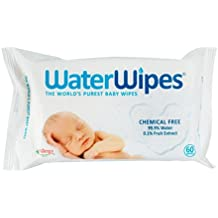 WaterWipes Value Pack 9 x 60 por paquete
