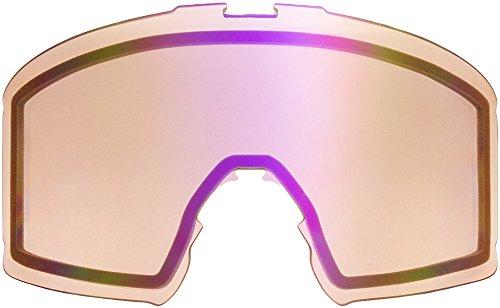 Zero Ersatz-Objektive für Oakley lineminer Snow Goggle, Pink Mirror