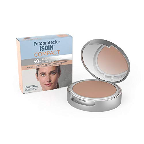 Fotoprotector ISDIN Compact Arena SPF 50+ 10g | Cobertura