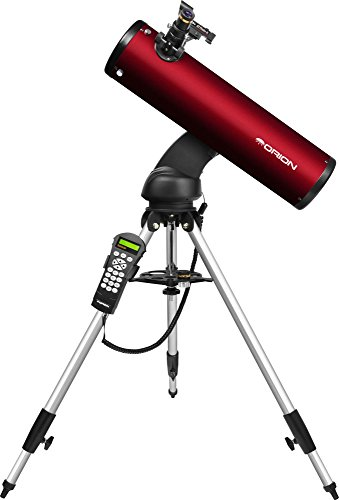 Telescopio reflector Orion StarSeeker IV GoTo de 130 mm
