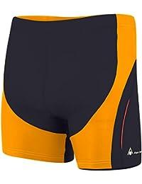 Aqua Sphere Texas Swim Shorts Black / Orange 42