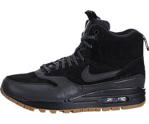 Nike Air Max 1 Mi Snkrbt Damas Zapatos Noir 685267 003, Taille: 40