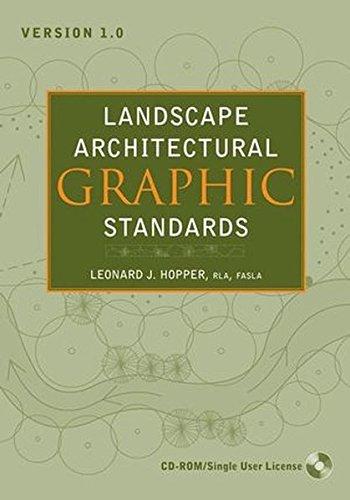 Landscape Architectural Graphic Standards 1.0 CD-ROM (Ramsey/Sleeper Architectural Graphic Standards Series)