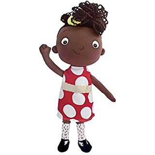 Ada Twist, Scientist Doll: 11 Inches