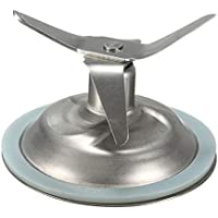 Stainless Steel Blender Cross Blade Cutter Assembly For Black & Decker Replaces