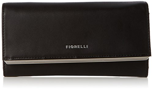 Fiorelli Damen Addison Shopper, Schwarz (Black), 3.5x19x10 centimeters (18 Addison)