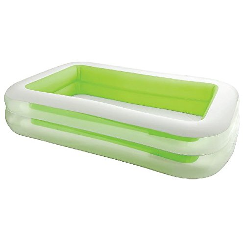 Intex 56483NP - Piscina hinchable rectangular 262