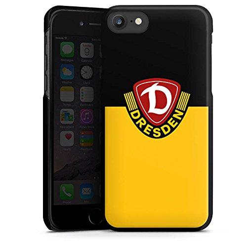 Apple iPhone X Silikon Hülle Case Schutzhülle Dynamo Dresden Fanartikel Fußball Hard Case schwarz