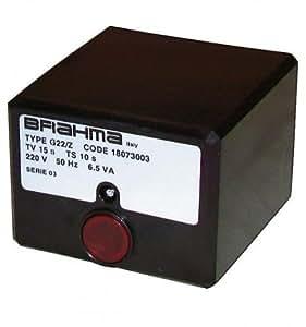 Brahma - Boîte de contrôle BRAHMA - GF2/03 seul - BRAHMA : 18048300