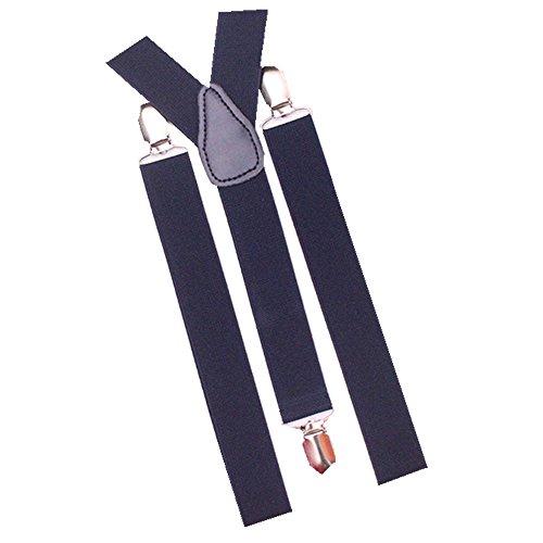 UMEE Tirantes Formal Caballeros Clásicos Pantalones Elásticos Traje De Escena Ropa Para Hombre Mujer Unisex Longitud… 6oBTyX