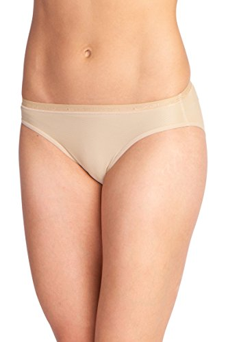 exofficio Damen-give-n-go Hi Cut Slip, damen, nude (Full-cut-höschen)