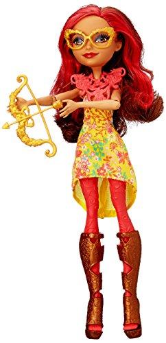 Mattel Ever After High DVH80 - Bogenschießen Rosabella Puppe, Ankleidepuppen-Zubehör