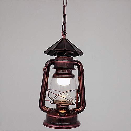 Lámpara pared antigua lámpara queroseno antiguo