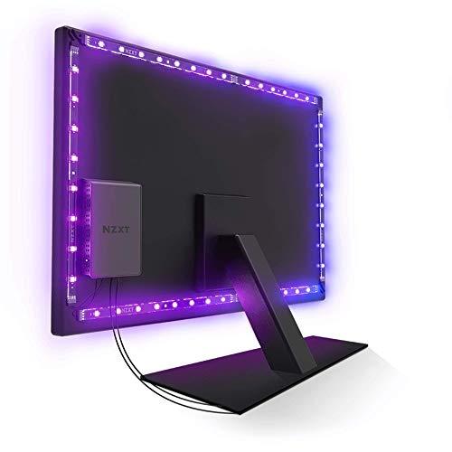 NZXT AC-HUEHU-B1 Kit d'éclairage LED Noir