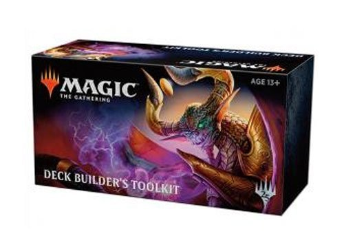 Magic the Gathering MTG - Core Set 2019 Deckbuilder's Toolkit - Deutsch