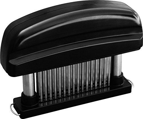 Professional Grade katomi 48Klinge Fleischhammer Werkzeug vergleichen zu Jaccard Tenderizer (schwarz) ¡