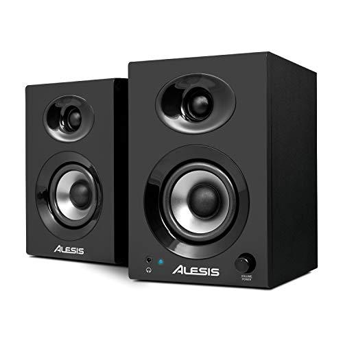 Alesis Elevate 3 MKII - Pareja de altavoces de escritorio y monitores...
