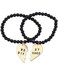 Suchergebnis auf Amazon.de für: best friends armband für 2