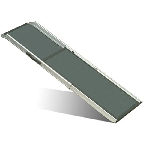 Deluxe Telescoping Pet Ramp (39