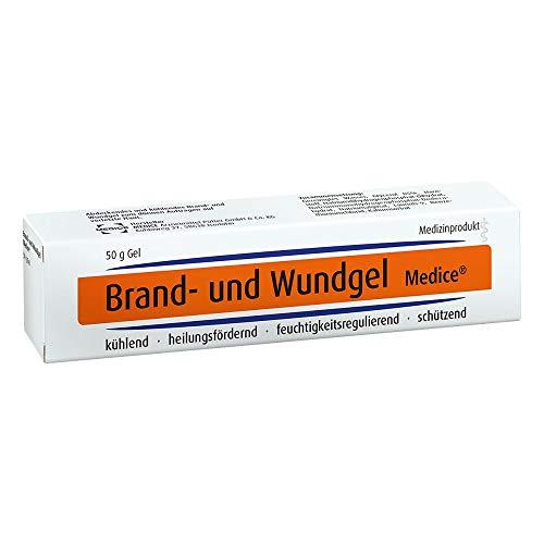 Medice Brand- und Wundgel Gel, 50 g
