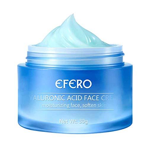 TIREOW Hyaluronsäure Gel Creme Anti-Aging Falten Concealer Straffendes Gesicht Augenserum Feuchtigkeitscreme Haut Für Frauen Männer -