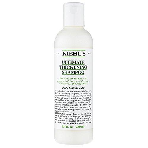 Ultime Thickening Shampoo 250ml Kiehl