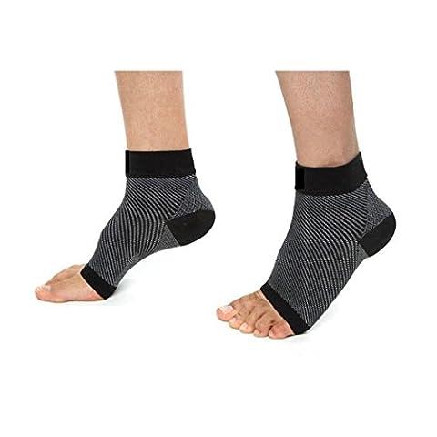 VEMOW New Men Women Plantar Fasciitis Socks Compression Foot Sleeves