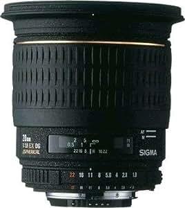 Sigma 20 mm F1,8 EX aspherical DG-Objektiv (82 mm Filtergewinde) für Minolta/Sony Objektivbajonett