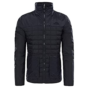 THE NORTH FACE Herren Thermoball M Thrmbll Fz Zip-in TNF Black