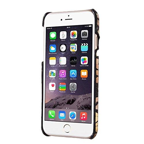 Pour iPhone 6 / 6s, motifs d'impression Lip sexy YAN ( Color : Red ) Black