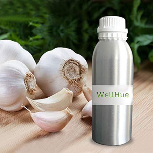 WellHue ätherisches Knoblauchöl 100% natürliche Aromatherapie-Öle 5 ml bis 250 ml