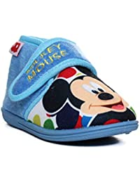 9b6060a1ca0 Mickey Mouse Zapatillas de Estar por Casa (21 EU)