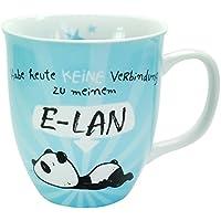 Becher Tasse Pandabär mit Spruch du bist toll ts312