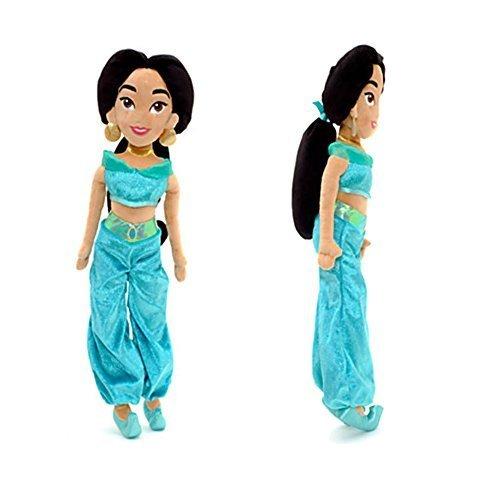 Offizielle Disney Aladdin 50cm Prinzessin Jasmin weiches (Disney Jasmins Outfit)