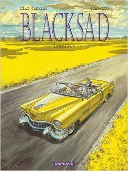 Blacksad, tome 5 : Amarillo de Juan Díaz Canales ,Juanjo Guarnido (Dessins) ( 15 novembre 2013 )