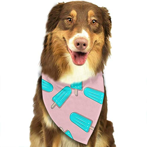 mile Sweet Cute Fruit Food Pet Dog Bandanas Triangle Bib Scarf Accessories for Dogs, Cats, Pets Animals ()