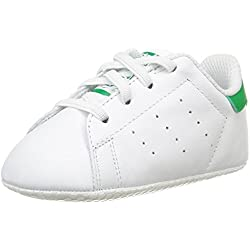 adidas Originals Stan Smith Crib, Zapatillas Unisex bebé