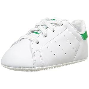 adidas Stan Smith Crib, Pantofole Unisex-Bambini 2 spesavip