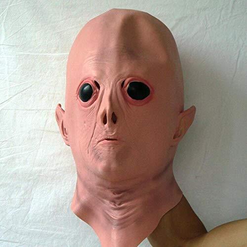 Rwdacfs Masken für Erwachsene,Halloween Maske cos beängstigend Teufel Requisiten