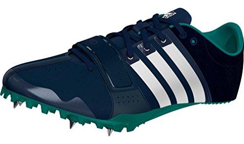 Adidas Adizero Accelerator Scarpe Chiodate Da Corsa - SS16 Blue