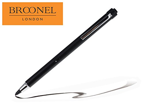 broonel-midnight-black-rechargeable-fine-point-digital-stylus-for-the-evga-tegra-note-7