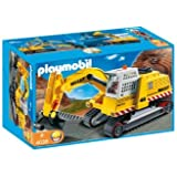 Playmobil 4039 Heavy Duty Excavator