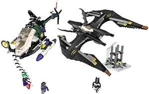 LEGO - Batman - jeu de construction - Batwing contre lhélicoptère de Joker