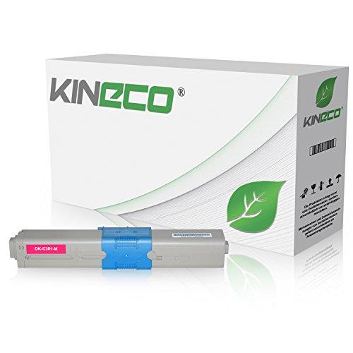 Preisvergleich Produktbild Toner kompatibel zu OKI C301DN, C321DN, MC332DN, MC340, MC342DN, MC342DNW, MC340 Series - 44973534 - Magenta 1.500 Seiten