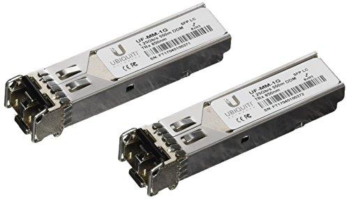 Ubiquiti U Fiber, Multi-Mode Module, 1G, 2-Pack Mm-modul
