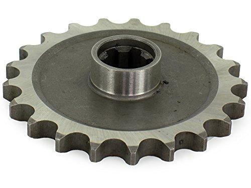 Preisvergleich Produktbild kleines Kettenrad ETZ250 21 Zahn
