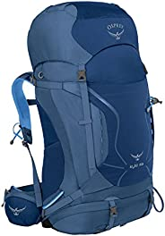 Osprey Women Kyte 66 Hiking Backpack - Ocean Blue, Small/Medium